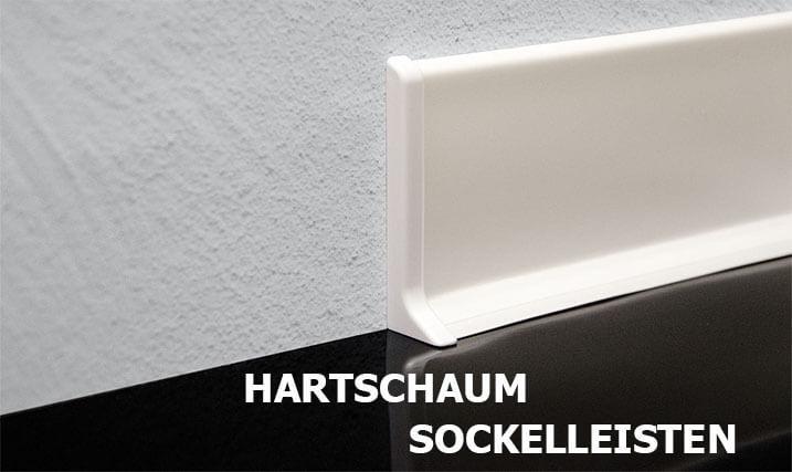 Hartschaum Sockelleisten Erfahrung
