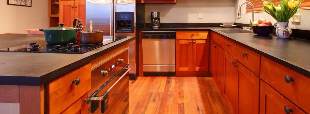 küche kirschholz